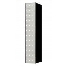 Custom 36 Door 12 High Horizontal Mailbox Unit - Rear Loading - 1700123SP