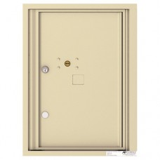 1 Parcel Door Unit - 4C Wall Mount 6-High - 4C06S-1P