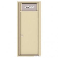 Trash/Recycling Bin - 4C Wall Mount 11-High - 4C11S-BIN